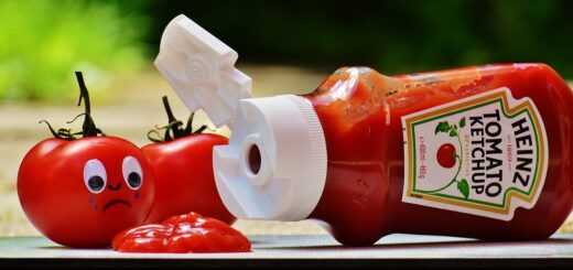 Is ketchup healthy
