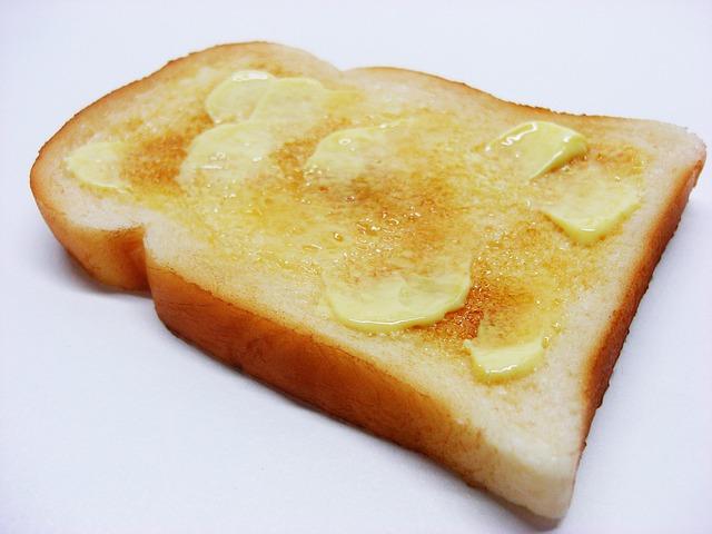 low fat margarine