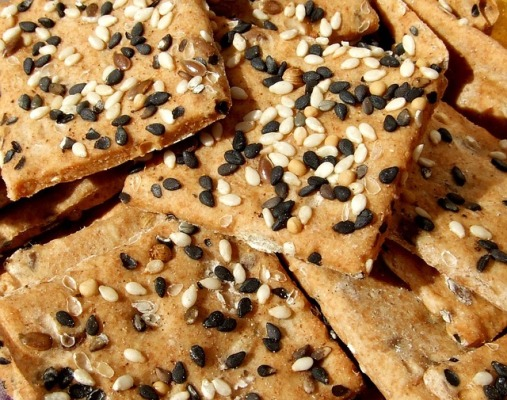 Are Crackers healthy