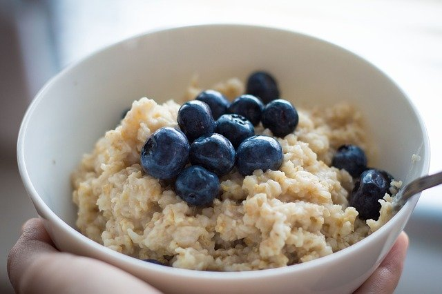why oatmeal is healthy