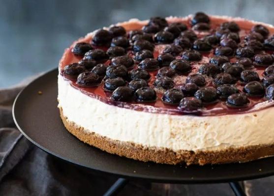 Trifle cheesecake
