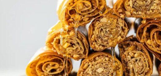 Honey cinnamon rolls