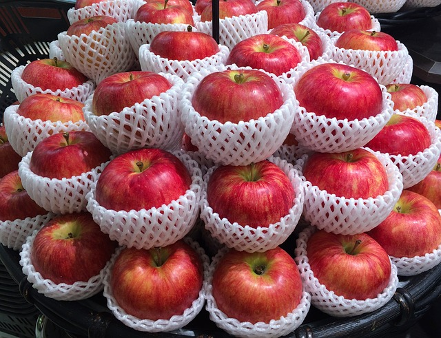 How to preserve apples: