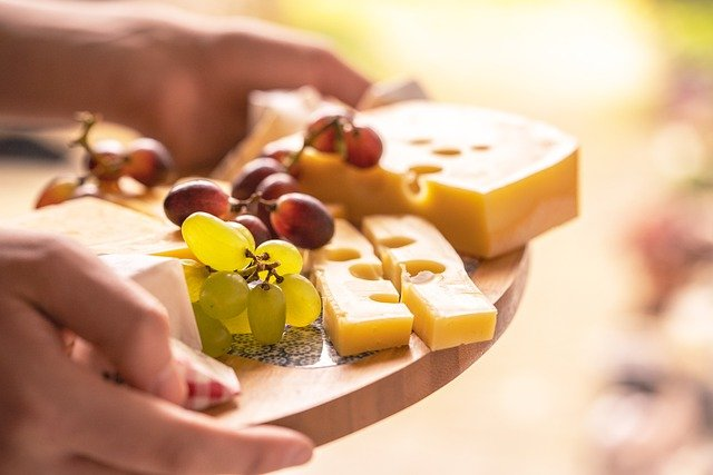 Is cheese healthy