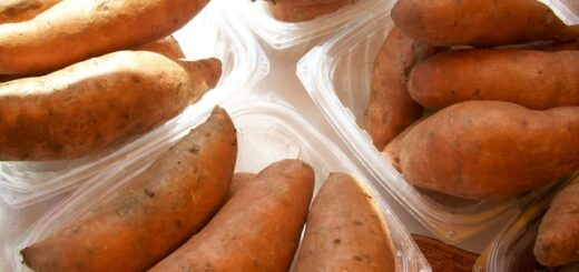 how to store sweet potatoes