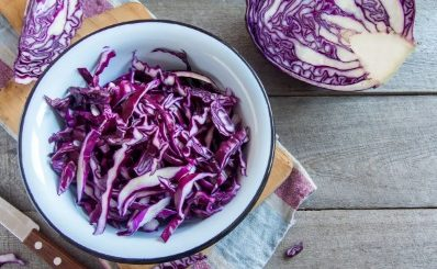 How to Stir-fry Red Cabbage