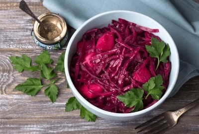 recipe with red cabbage