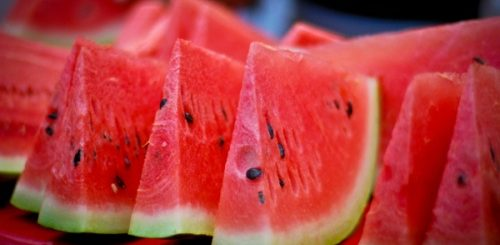 How Many Calories in Watermelon