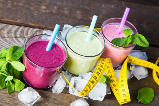 Low-calorie blends