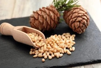 how to roast pine nuts