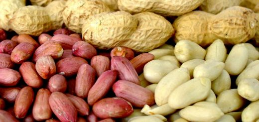 How to store peanuts