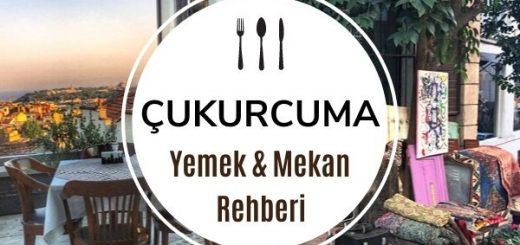 What to Eat in Çukurcuma