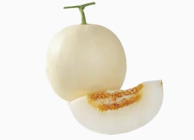 white melon
