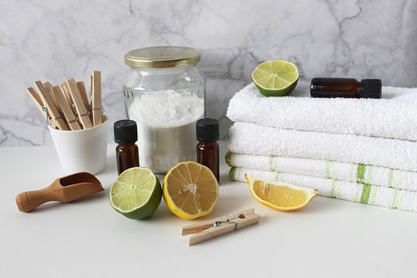 Natural Cleaning Products for the Home