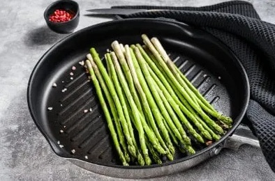 How To Bake Green Asparagus