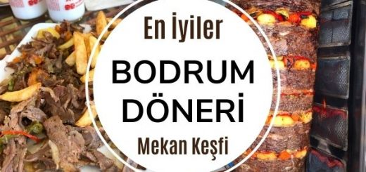 8 Places That Make Bodrum Doner Best
