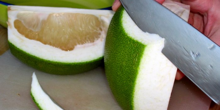 How to store pomelo