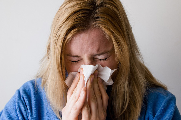 Nose Bleeding Causes