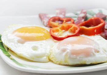 How to store fried eggs