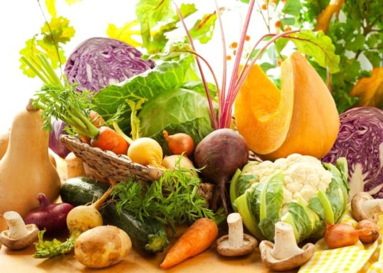 Inadequate nutrition and calorie intake