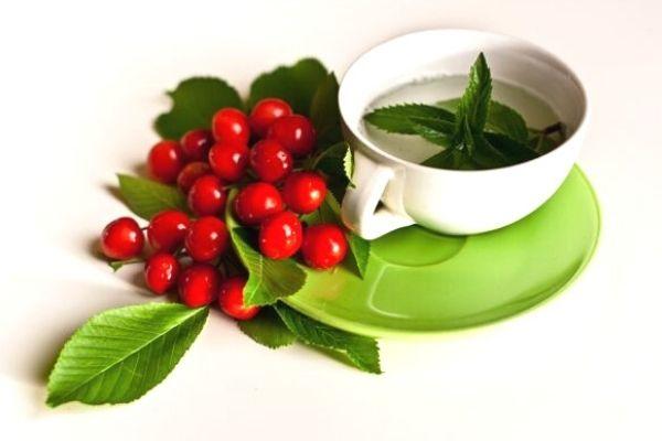 Cherry Stalk Tea