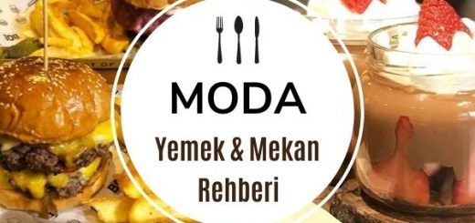 Moda's 8 Most Popular Food Places