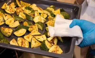 how to bake zucchini