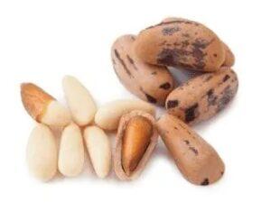 Baking Pine Nuts