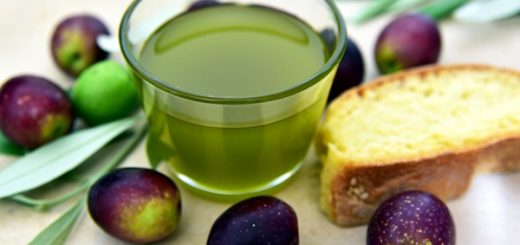 What is Cold Pressed (Stone Press) Olive Oil