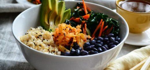 Yin and Yang Food