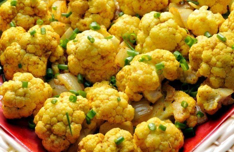 How to Wok Cauliflower