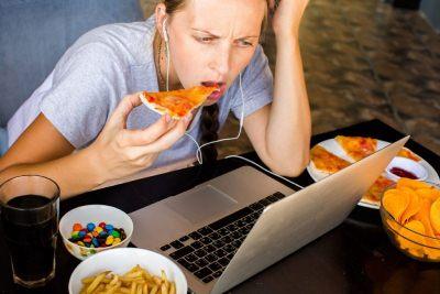 Violation of the diet