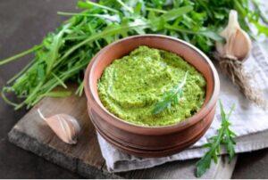 Make Pesto Arugula