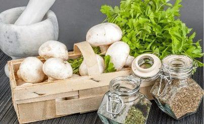 Mushroom Herbs