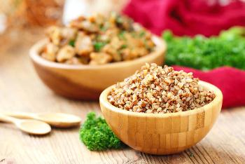 How many carbohydrates in boiled buckwheat