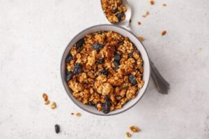 Making Granola Healthy