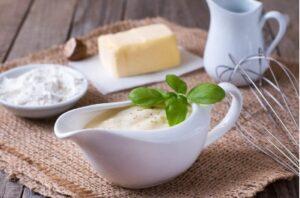 Bechamel Sauce without Flour