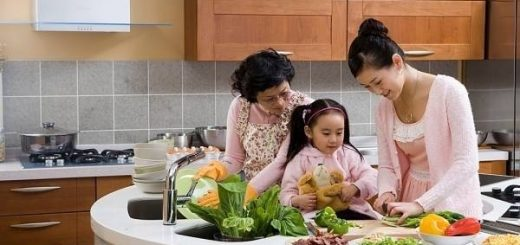 principles to avoid kitchen accidents