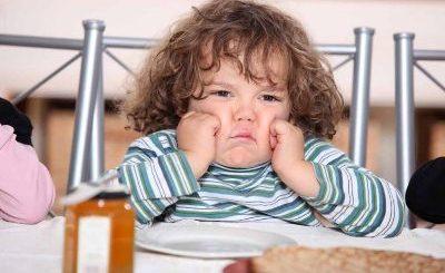 Diet for obese children