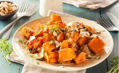 How to cook sweet potato in airfryer