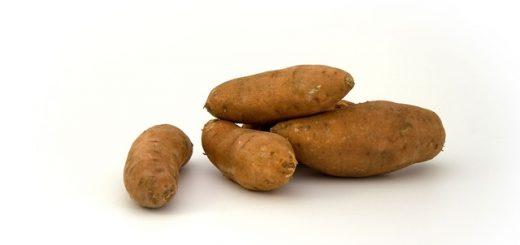 Can you eat a sweet potato raw
