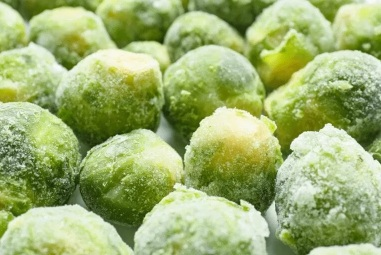 How to freeze Brussels sprouts