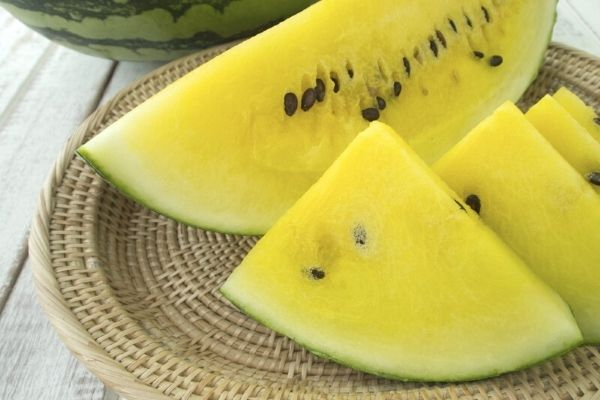 Yellow Watermelon Benefits