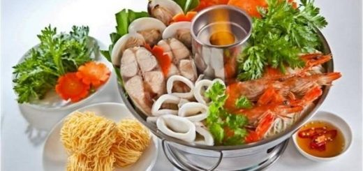 Want to eat delicious hot pot