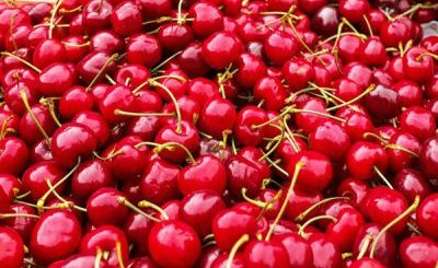 Winter Cherry Storage in the Freezer