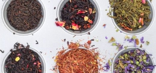 The World's Most Consumed Tea Varieties