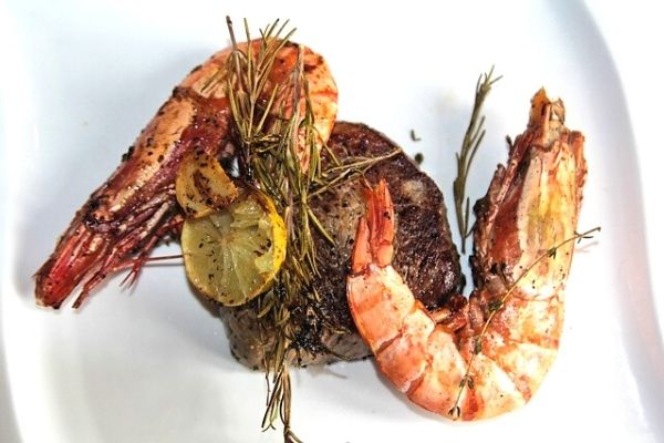 What is Surf and Turf