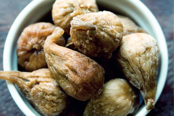 Dried Fig Nutrition Value