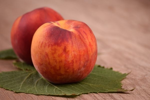 Nutrition Facts of Peach