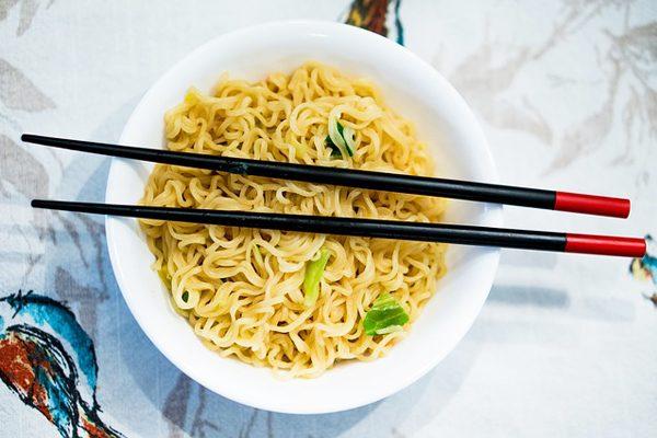 Calories in Noodles